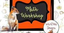 Math Workshops Wild Child Designs / Quality math workshop lessons and materials