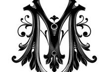 Logo - Vintage Monograms