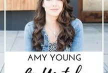 AMY YOUNG - YOUTUBE VIDEOS / Check out Amy Young's Youtube video series that includes dating tips, life advice from a qualified life coach, relationships tricks, self-love and self-confidence debates. Change the way you think about love and relationships with Amy's brilliant and hillarious dating tips.