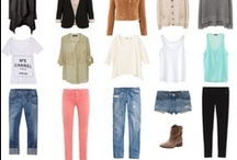 7.a. My style(s) / Great combos for various occasions, mostly in the casual area. Wardrobe & fashion tips. Plus some DYIs.