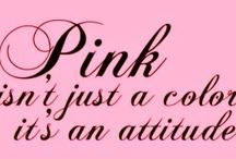 In PINK we trust!