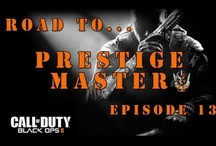 Black Ops 2 - Road to Prestige Master