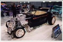 Hot Rods and Rat Rods