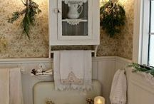"Shabby Chic Bathrooms / Please check out all my ""Shabby Chic"" boards"