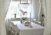 "Shabby Chic Dining / Please check out all my ""Shabby Chic"" boards"