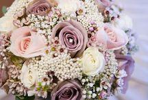 Karman & Cameron / Wedding ideas / by Kathy hacking
