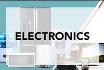 Electronics / Get Best electronics coupons, Discount and sales for deals on laptops, tablets, computers, pen drives, TVs, printers, video game consoles and more at Grabon.in