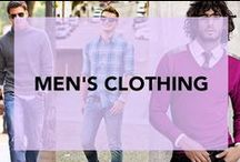 Men's Clothing / Online coupon and discount offers can compliment your savings. So try our coupon codes when you shop online. Some of the top links in the category are mentioned below.
