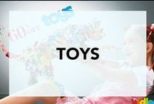Toys / Top and Best children's, baby and educational toy coupons, deals, discounts and sales from the top online toy stores.