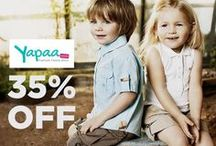 Kid's Clothing / Online coupon and discount offers can compliment your savings. So try our coupon codes when you shop online. Some of the top links in the category are mentioned below.