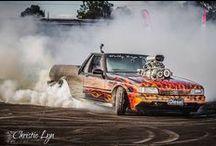 Burnout cars