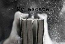 Kirjallisuus ja kirjoittaminen / Literature and Writing / My dearest hobbies and my work too.