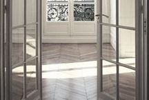 Parquet flooring / Flooring ideas from WN Interiors. www.woadden-nash.com