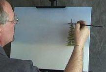 karikatury,kreslenie-videá / umenie