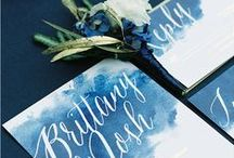 Wedding stationery / Inspiration