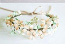 Craft: Nail Polish Flowers