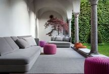 Outdoor Living / Some ideas and inspiration from WN Interiors for outdoor living. www.woadden-nash.com