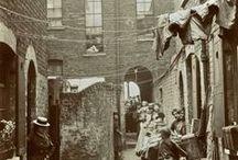Victorian Era / Elegance and poverty