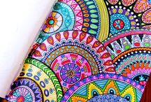 Craft: Sharpie art