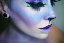 Costume: Fantasy make-up