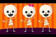 School: Halloween