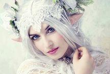 Costume: Ice Elf