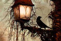 Art: Edgar Allan Poe