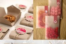 Boîtes, emballages et pochettes à fabriquer / Retrouvez plein d'idées de boîtes, emballages, pochettes et contenants à fabriquer vous-même pour votre mariage ou pour offrir des petits cadeaux (Noël, anniversaire, baptême...).