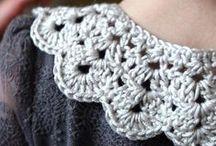 Вязаные мотивы: узоры, снежинки и звездочки. Crochet ideas : patterns , snowflakes and stars. / Оригинальные идеи для вязания спицами и крючком