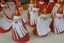 School: Sinterklaas