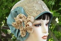 Vintage Hats / by Betty D