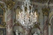 Chandeliers / Lighting-Chandeliers / by Betty D