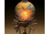 Lamps-Now and Then / Lamps that I like.... / by Betty D