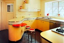 ••• mid 20th century kitchen ••• / by three by three seattle
