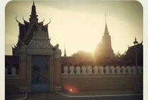 C A M B O D I A / Memories from places I visited in Cambodia.
