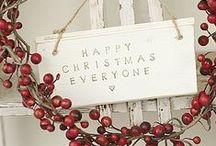 Christmas... / Ou comment se faire une maison de rêve pour Noël...