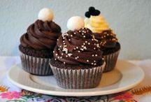 Moje kapkejky (my cupcakes) / Koláčiky priamo z Koláčikova :-)