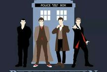 Doctor Who / All things Doctor Who. / by Erin Scroggs