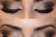 Make up! :X