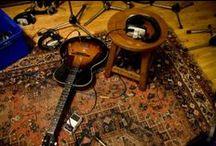 Studio  / #studio #recording #maika #makovski
