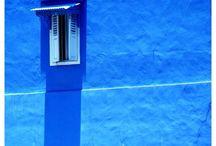 BLUE / AZZURRO / TURCHESE