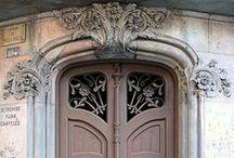 Front Doors / by ☆ Anita Islandwoman ☆