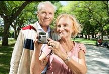 Activities for Seniors / Great ideas to help keep seniors active