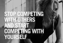 Keep going! / Sport