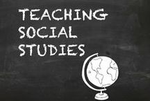 Social Studies and History Education - Lesson Ideas / Cool sites, lessons, and ideas for engaging students in the study and discovery of social studies and history