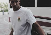 Chad le clos / My role model.