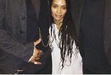 Lisa Bonet / My Idol  she is the Most beautiful woman