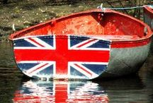 Union Jack / Dedicated to Mom Audrey Smart Buchan / by Betty D