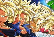 Dragon Ball Z / Super Sayian, Final Form, Super Sayian God; Well, it dosen't metter, I'll always LOVE DRAGON BALL!!! And Goku.