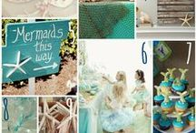 mermaid party / Ideas for a mermaid party